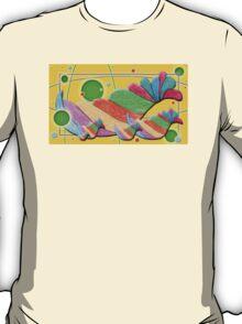 Swirlie Birdz T-Shirt