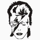 David Bowie  by popculture