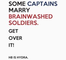 SOME CAPTAINS MARRY BRAINWASHED SOLDIERS by SallySparrowFTW