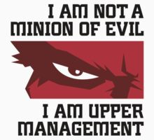 Evil Management by artpolitic