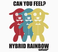 The Pillows Little Busters Can You Feel? Hybrid Rainbow by uzilover
