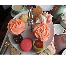 Afternoon Tea Photographic Print