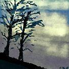 dusk by Albert