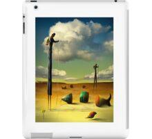 Os Homens da Perna de Pau e seus Peixes. iPad Case/Skin