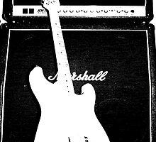 Guitar by KarmicKaos