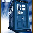 TARDIS by Bloodysender