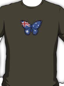 Australian Flag Butterfly T-Shirt