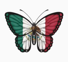 Mexican Flag Butterfly by Jeff Bartels