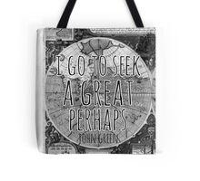 John Green -- Great Perhaps 002 Tote Bag