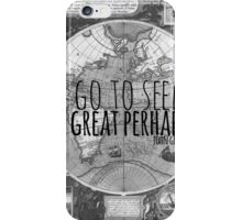 John Green -- Great Perhaps 003 iPhone Case/Skin