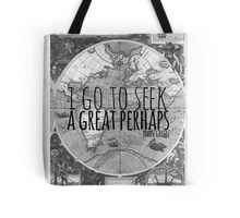 John Green -- Great Perhaps 003 Tote Bag