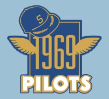 Seattle Pilots Alternate by JayJaxon