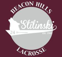 Stilinski's team tee by Brittany  Collins