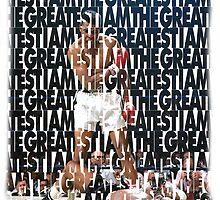 Muhammad Ali by rembraushughs