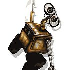 Wall-E Art by laurelsart2014