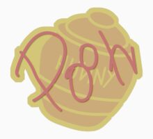 Pooh Symbol & Signature Kids Clothes