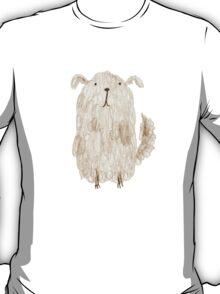 Fluffy Dog T-Shirt