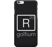golfium R20 iPhone Case/Skin