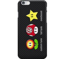 VW Power Up (white print) iPhone Case/Skin