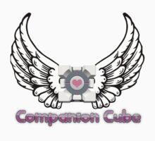 Companion Cube <3 by Ara G