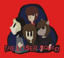 The Loser Squad Kids Clothes