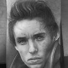 Eddie Redmayne  by EmilyLouiseLong