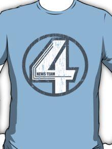 Fantastic 4 News Team T-Shirt