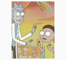 Rick and Morty by dedesec