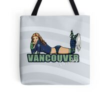 Vancouver Canucks Chickybabe Tote Bag