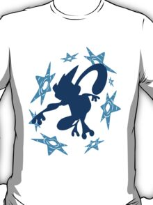 Greninja Shurikens T-Shirt