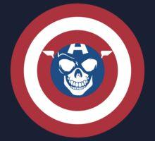 American Skull by Captain RibMan