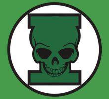 Green Skull by Captain RibMan