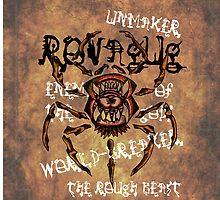Rovagug - The Rough Beast by Cameron McCall