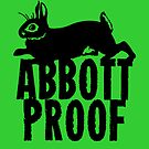 Abbott Proof Green Card & Prints by M  Bianchi