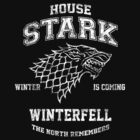 House Stark Athletics by ashden