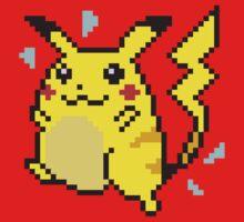 Pikachu - Classics in Colour by againwdragons
