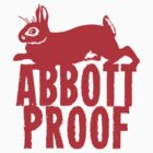 Abbott Proof Red by M  Bianchi