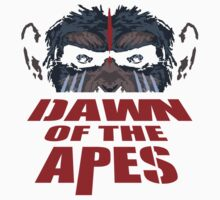Dawn Of The Apes Kids Clothes