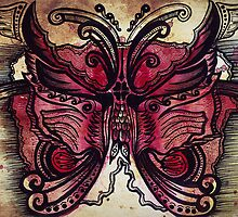 The Butterfly Effect by NADYA PUSPA