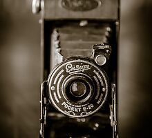 Old Camera by Keith G. Hawley