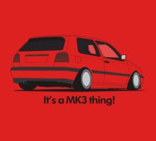 MKIII Gti Graphic by VolkWear