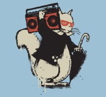 Boombox squirrel Kids Clothes