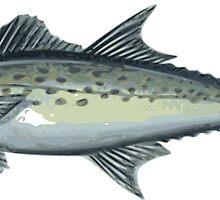 Holy Mackerel by Tyler  Kaufman