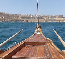 Sailing Valletta by katshe
