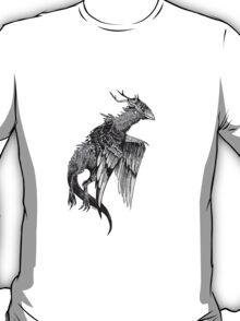 Magpie Dragon T-Shirt