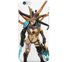 Beauty within Evil iPhone Case/Skin