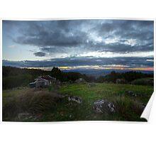 Scenic Rim Views Poster