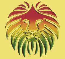 Like a Lion, Reggae, Rastafari, Africa, Jah, Jamaica,  Kids Clothes