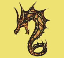 Dragon, Tattoo Style, Fantasy Kids Clothes