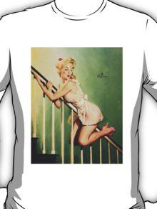 Gil Elvgren Appreciation T-Shirt no. 09 T-Shirt